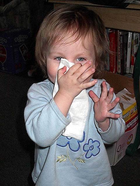 Keeping Your Children Healthy this Winter: Preventing colds and flus