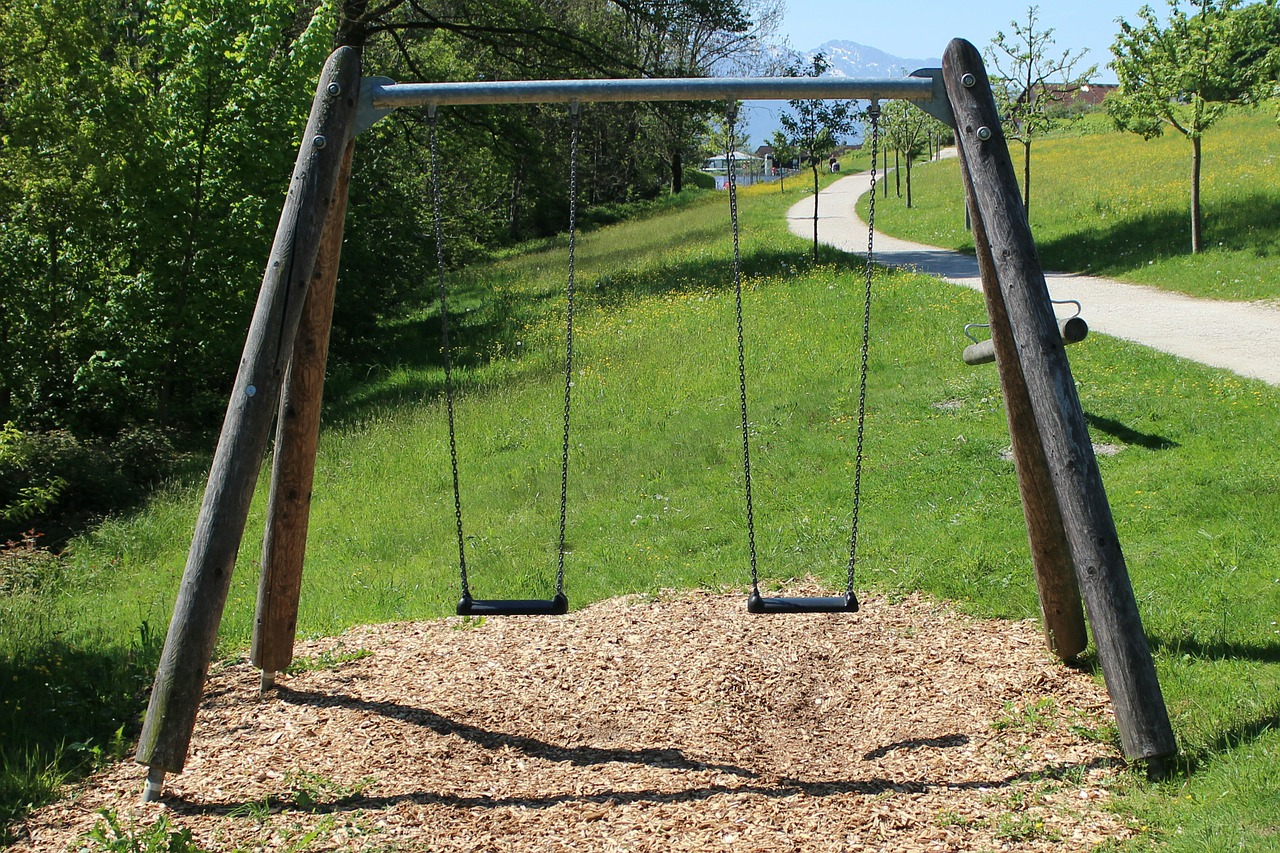 To The Dad Who Made His Toddler Give Up The Swing Today