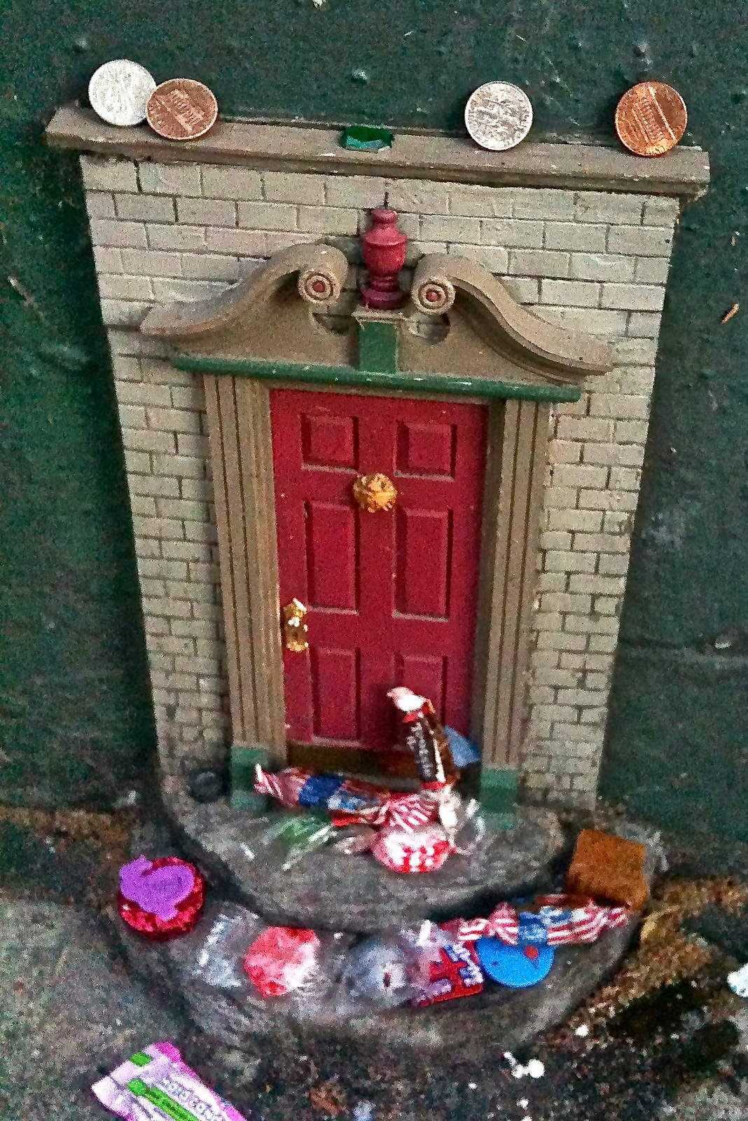 The Day I Ordered A Fairy Door