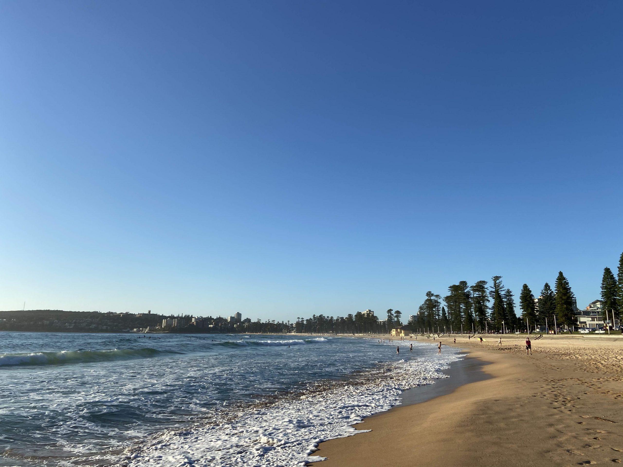 An ode to beach running in 2020